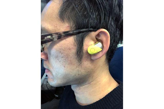 ソニーのノイズキャンセリング対応完全ワイヤレスイヤホン「WF-SP700N」