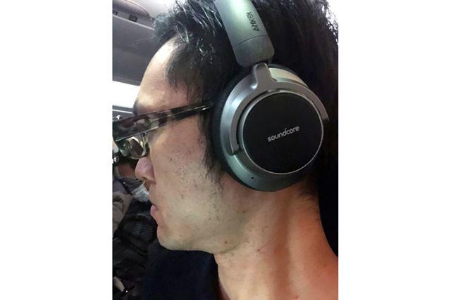 Anker初のノイズキャンセリングヘッドホン「Soundcore Space NC」