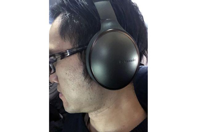 ワイヤレス・ノイズキャンセリング・ハイレゾ対応のパナソニック「RP-HD600N」