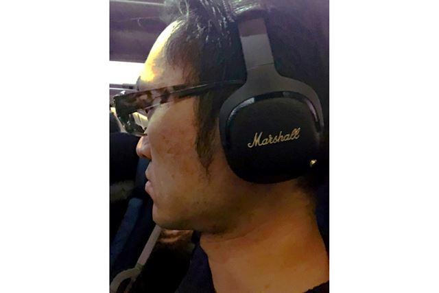 Marshall初のノイズキャンセリングヘッドホン「MID ANC BLUETOOTH」