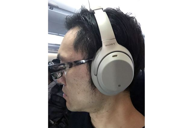 ソニーのノイズキャンセリングヘッドホンの新定番「WH-1000XM3」