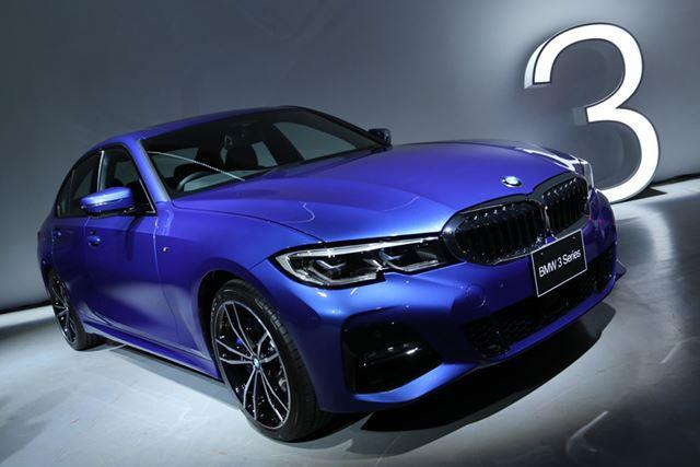 BMW 新型「330i」のフロントイメージ