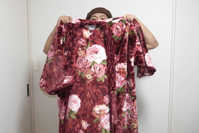 京都西川「日本製かいまき夜着毛布」!
