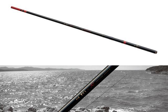 堤防からのウキ釣りやミャク釣り、チョイ投げ、船やボートからの釣りなど、幅広く使える万能ロッド