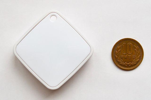 より小さく軽くなったスマート家電リモコン「RS-WFIREX4」