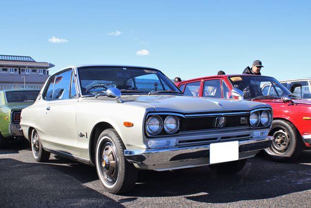 日産「スカイライン2000 GTX」