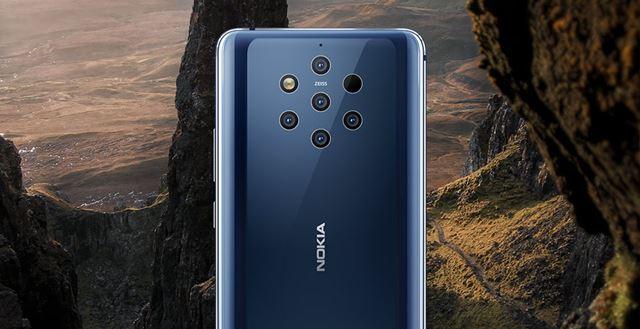 「Nokia 9 Pureview」