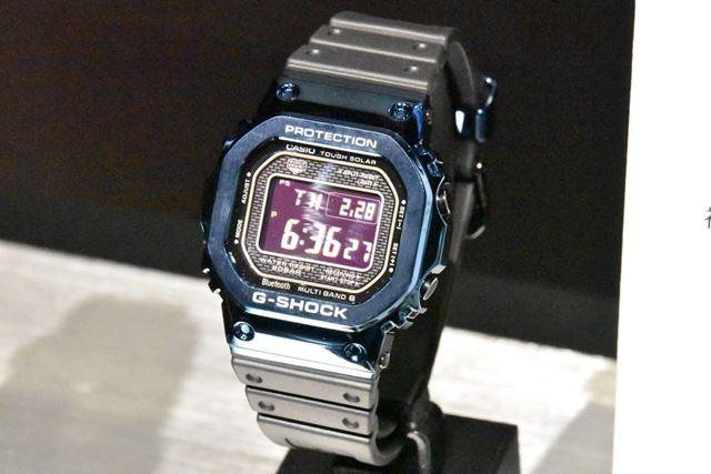 「GMW-B5000G-2JF」は、2019年4月発売。メーカー希望小売価格は、60,480円(税込)