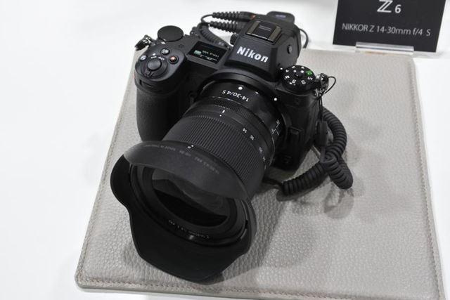 小型・軽量なのが魅力の広角ズームレンズNIKKOR Z 14-30mm f/4 S
