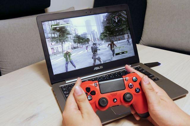 ソニーが提供する「PlayStation Now」は、Windows PCなどでPS3、PS4のゲームをプレイできる