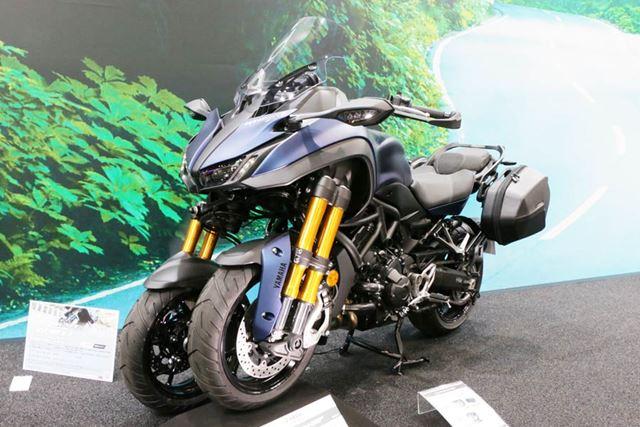 2019年3月13日より予約受付が始まったばかりの「NIKEN GT」。価格は180万円(税別)で受注生産となる