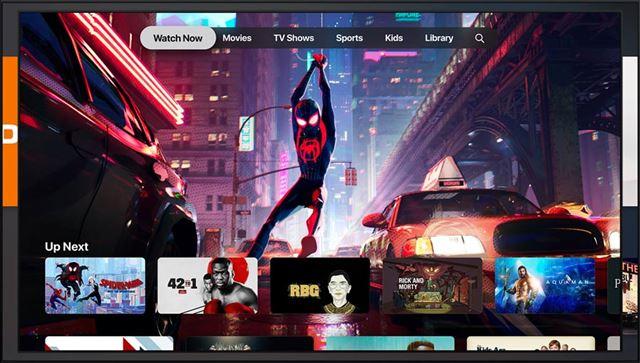 5月に公開される新しい「Apple TVアプリケーション」