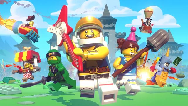 LEGOの「LEGO Brawls」。今年後半提供予定