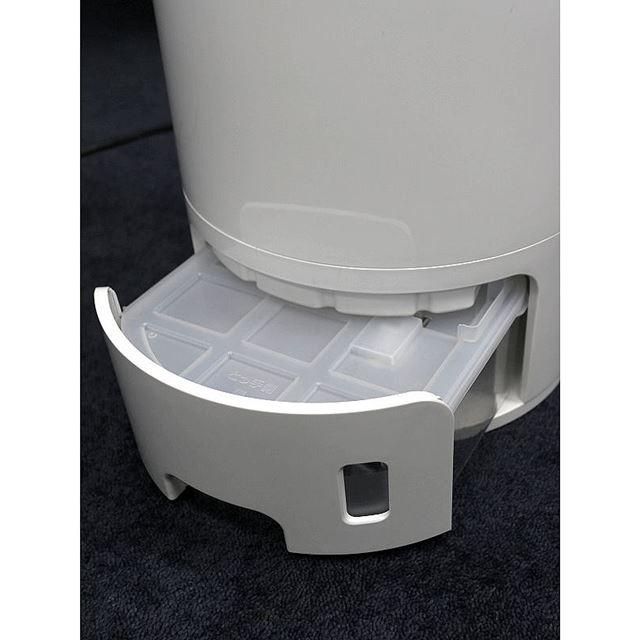 除水タンクの容量は2.8L(自動停止容量)
