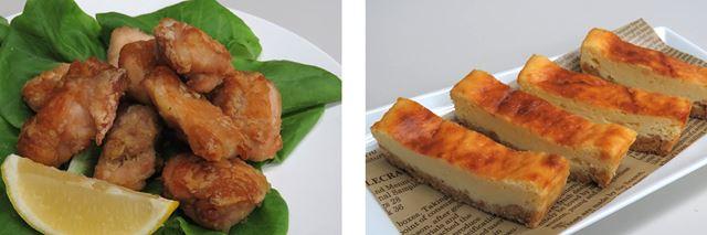 「マルチコンベクションオーブン ET-YA30」で作った料理