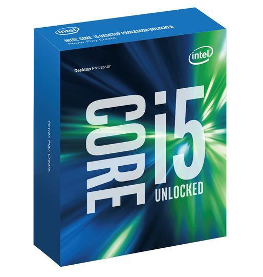 4コア/4スレッドの「Core i5-6600K」