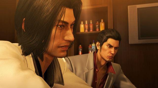 PS4とPS3向けタイトルとして発売される、「龍が如く」のリメイク作「龍が如く 極」