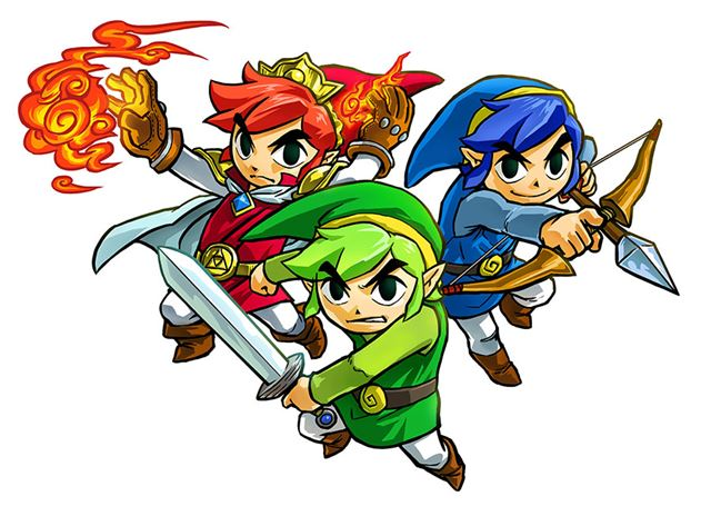 今作での主人公は3人。それぞれが勇者であり、1つのチームとして冒険していく