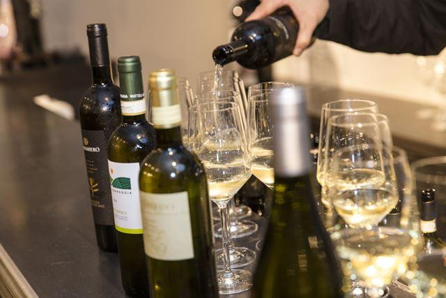 イタリアワインで乾杯!