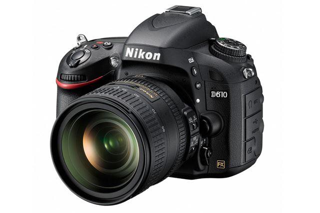 D610にAF-S NIKKOR 24-85mm f/3.5-4.5G ED VRを装着したイメージ