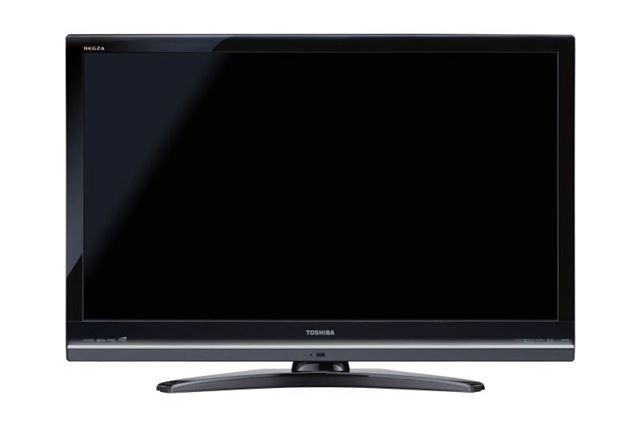 画像は、2009年の受賞製品である42V型モデル「REGZA 42Z8000」