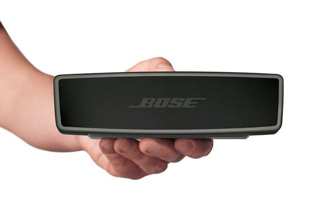 オーディオ部門では、BOSEのBluetoothスピーカー「SoundLink Mini Bluetooth speaker II」が大賞に輝いている