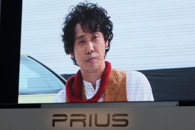 もうひとりのイメージキャラクターは、大泉洋さん