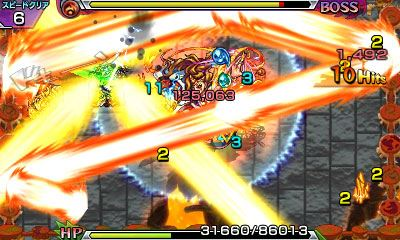 Until now it was only the app version, but now you can play monster strikes with 3DS!