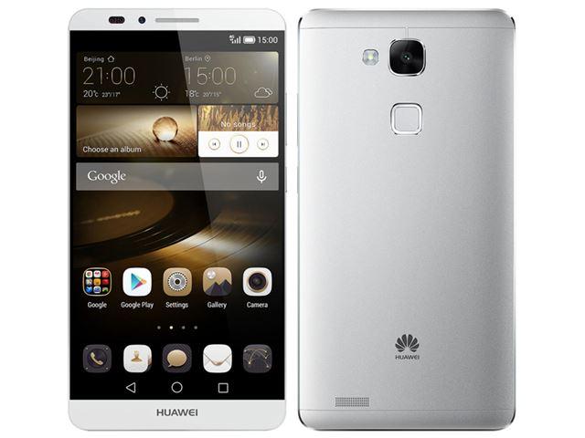図8:Huawei「Ascend Mate 7」
