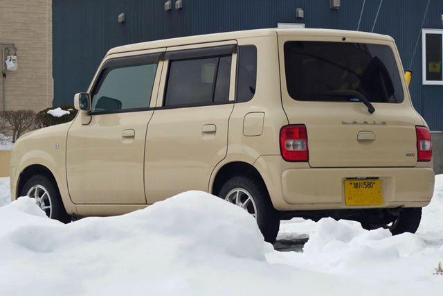豪雪地帯に必須の4WD。だが、クルマごとに機構の違いなどの違いが存在する。その違いを解説しよう