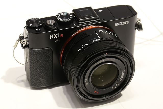 サイバーショット DSC-RX1RM2