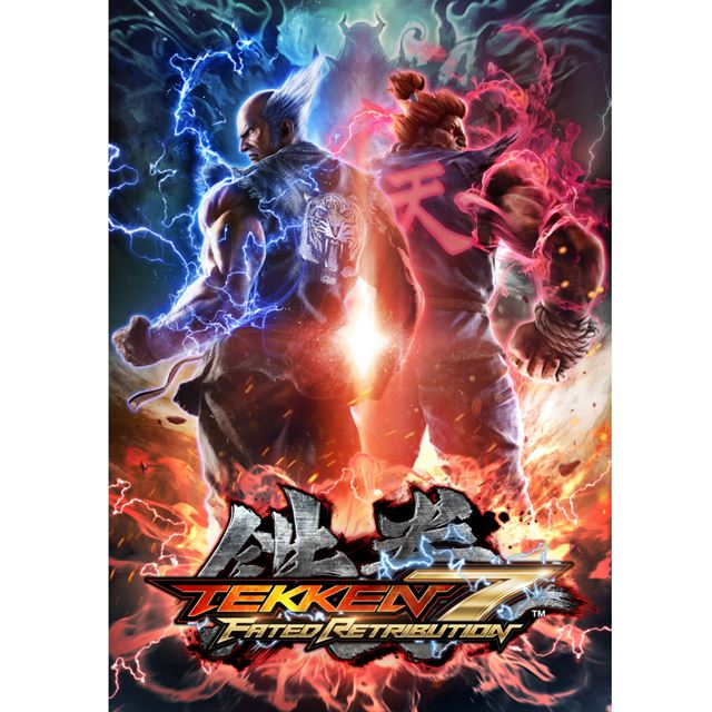 """The character of the popular fighting game """"Street Fighter"""" entered Tekken. Unprecedented fight and excitement"""