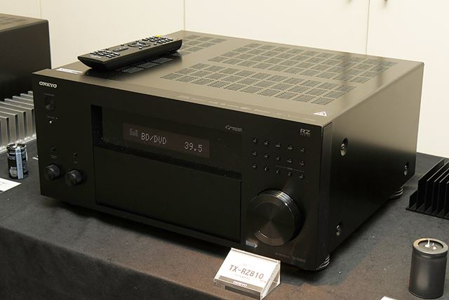 オンキヨー「TX-RZ810」