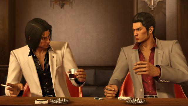 同じ施設で育った桐生と錦山は、親友同士。このまま2人で堂島組を背負っていくものと思われたが……?