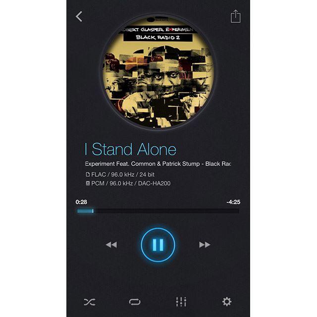 KORGの「iAudioGate」。DSDを得意とするPC用再生アプリのiOS版といった位置付けで、価格は2,400円