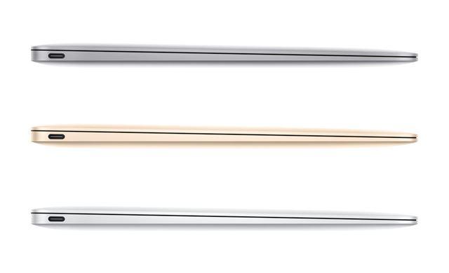 MacBookに搭載されるUSB Type-Cポートはデータ転送に加えてACアダプターの接続にも利用される