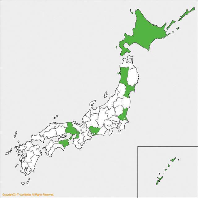 連載9回目は徳島県を制覇!