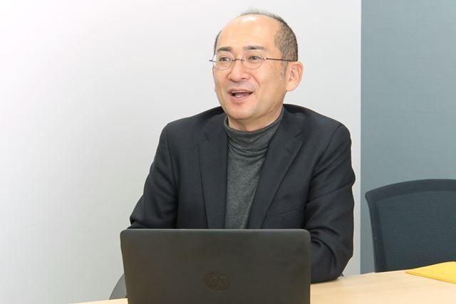 マイクロン ジャパンのコンシューマープロダクツ グループ ディレクター ジャパンセールスの大木和彦氏