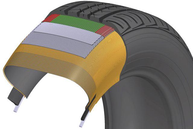 燃費低下の原因となる発熱を抑える「エフィシエントストラクチャー」を採用
