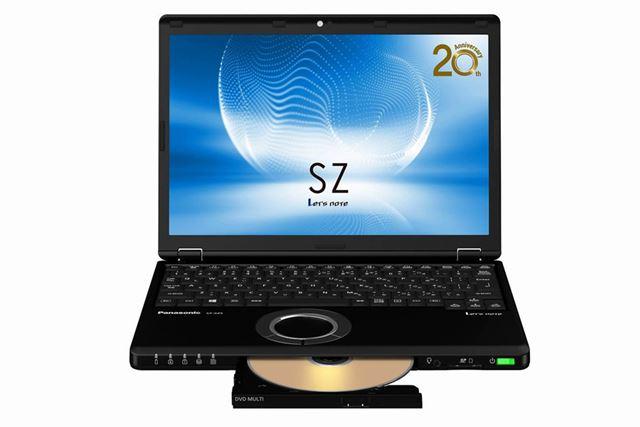 Let's note SZ5 CF-SZ5XDMQR
