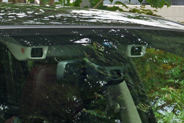 運転支援システム「EyeSight」はもちろん標準装備