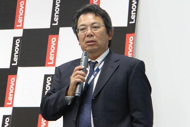 ThinkPadの生みの親として知られる内藤氏