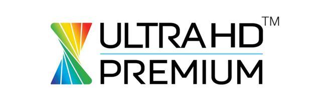 「ULTRA HD PREMIUM」のロゴ