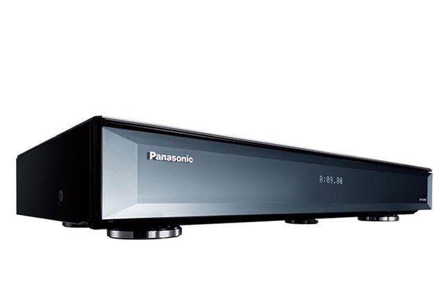 UHD BD対応の再生専用機。ブルーレイ、DVDやCDも再生可能