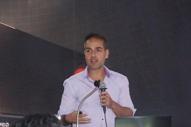 AMD Radeon Technologies GroupのKorhan Ereneben氏