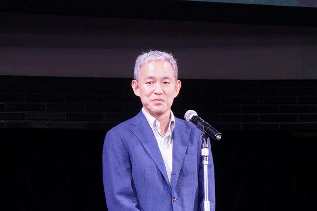 SIEJAプレジデントの盛田厚氏