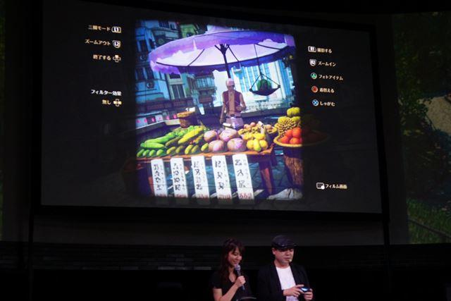ゲーム内に用意された撮影機能の解説