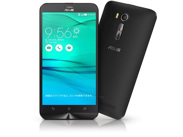 ASUS「ZenFone Go」