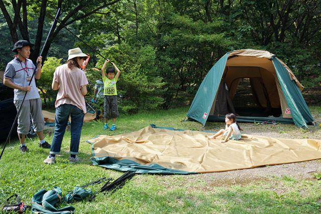 """やっぱりキャンプは楽しい! コールマンのイベントで得た""""ためになるキャンプのコツ"""