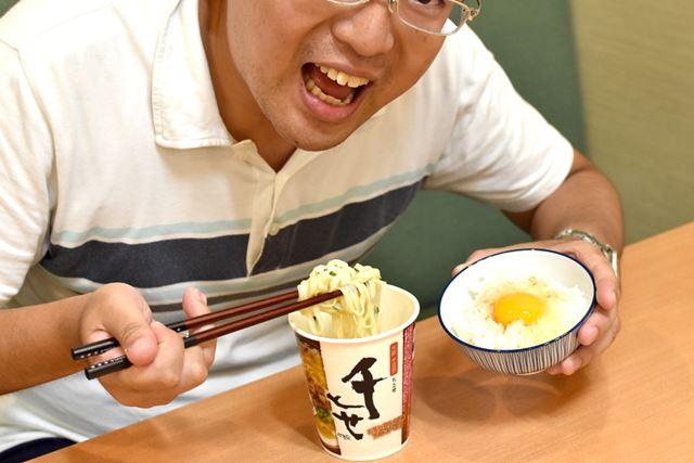 大阪と言えば、やっぱりうどん。今回は、近畿地区限定のコラボカップ麺をチェック!
